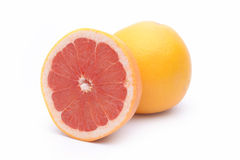 grapefruits dojrzali Obrazy Royalty Free