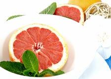 grapefrukt Arkivfoton