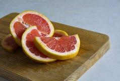 grapefrukt Royaltyfria Foton