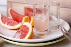 grapefrukt Arkivbild
