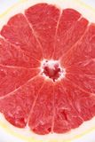 Grapefrukt isolerad för vitaminfrukt för vit bakgrund healthful läcker Sao Paulo Brazil för mat royaltyfri fotografi