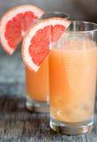 Grapefrukt och Tequila Paloma Cocktail Fotografering för Bildbyråer