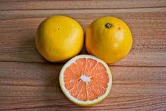 grapefrukter Royaltyfri Fotografi