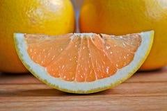 grapefrukter Royaltyfri Foto