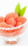 grapefruktsallad Arkivfoto