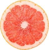 Grapefruktskiva Arkivfoto
