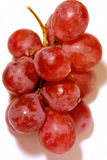 Grapes 3. Beautiful red grapes Stock Photo