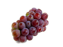 Grapes. Isolated over a white background Stock Images