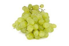 Grapes. Grapes on a white background Royalty Free Stock Image