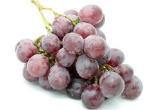 Grapes. On a white background Royalty Free Stock Photography