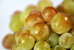 Grapes. Armenian mixed Grapes on white Stock Photos