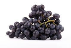 Grapes. Bunch of grapes on isolated background Royalty Free Stock Photos