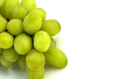 Grapes. Isolated on white background with copy space Royalty Free Stock Image