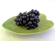 Grapes. Berry background Stock Image