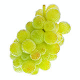 Grapes with bubbles Royalty Free Stock Photos