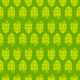 Grapes bunch pattern background design Stock Images