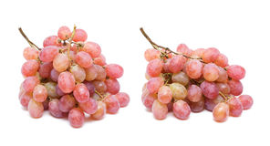 Grapes (clipping path)  Stock Photography