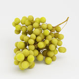 Grapes cluster Royalty Free Stock Photos