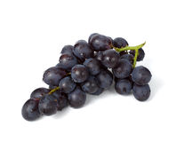 Grapes food fruit Royalty Free Stock Images