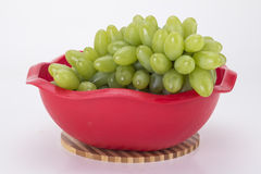 Grapes. Grape is that people often eat fruit, rich in nutrition, as well as wine, wine nutritional value and taste are very high Royalty Free Stock Photo