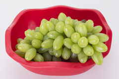 Grapes. Grape is that people often eat fruit, rich in nutrition, as well as wine, wine nutritional value and taste are very high Royalty Free Stock Images
