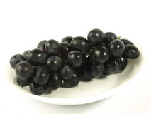 Grapes, isolated Stock Image