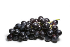Free Grapes Isolated On White Stock Images - 2452954