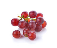 Grapes isolated on over white background Royalty Free Stock Images