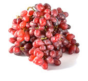 Grapes isolated on white background Royalty Free Stock Photos