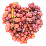 Grapes isolated Royalty Free Stock Photography