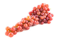 Grapes isolated Stock Photos