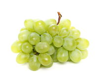 Grapes isolated on white Stock Image