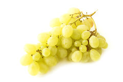 Grapes isolated on white. Grapes isolated on a white background Royalty Free Stock Photography