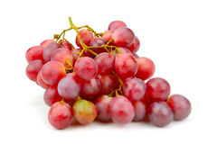 Grapes isolated on white background Royalty Free Stock Photo