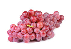 Grapes isolated on white background Royalty Free Stock Image