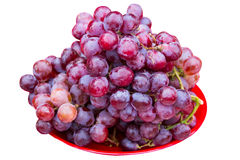Grapes On A Tray Royalty Free Stock Image