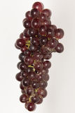 Grapes. On a white background Royalty Free Stock Photos