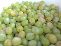 Grapes white Royalty Free Stock Photos