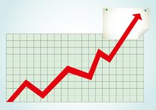 Graph Royalty Free Stock Photos