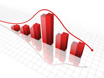 Graph Stock Photo