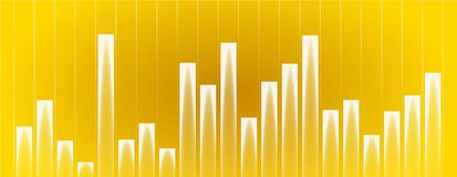 Graph background Stock Photos