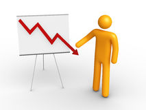 Graph Chart Royalty Free Stock Photo
