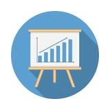 Graph Icon stock illustration