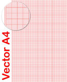 Graph paper Stock Photos