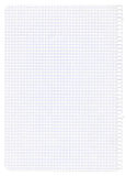 Graph paper Stock Photography