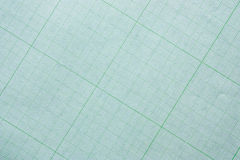 Graph paper Royalty Free Stock Photo