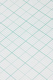 Graph paper royalty free stock photos