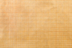 Graph paper. Stock Image