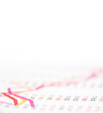 Graph Paper Stock Photos