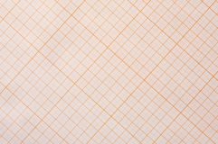 Graph Paper Background Royalty Free Stock Image